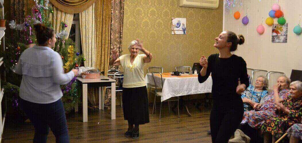 условия приема в дом для престарелых и инвалидов